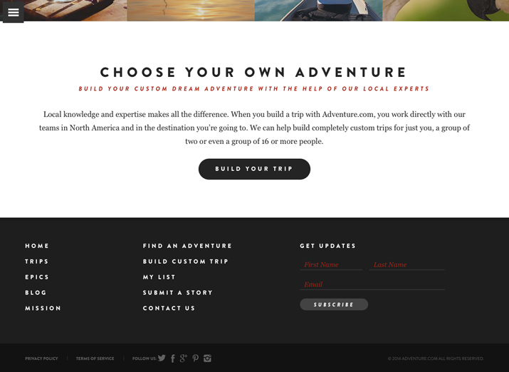 15 Tips For Creating A Great Website Footer Top Digital Agency